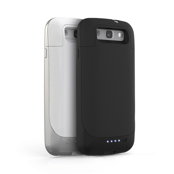 mophie juice pack® - Samsung Galaxy S® III battery case