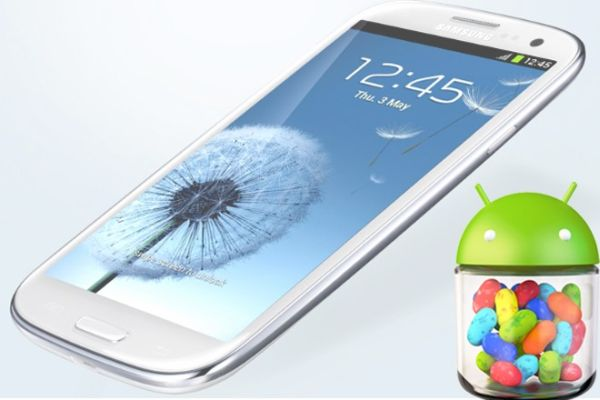 AT&T Galaxy-S3-Jelly-Bean