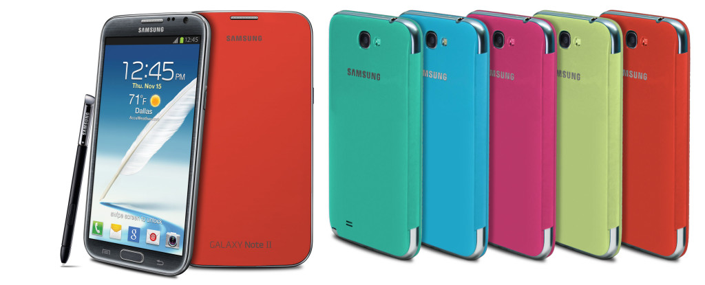 galaxy note 2, s3 flip covers