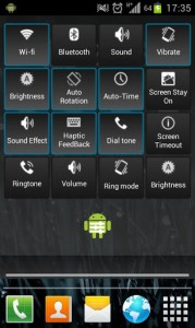 android 4.2 control panel