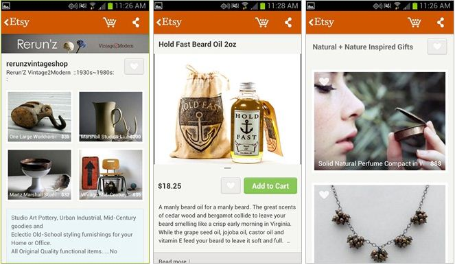etsy android app