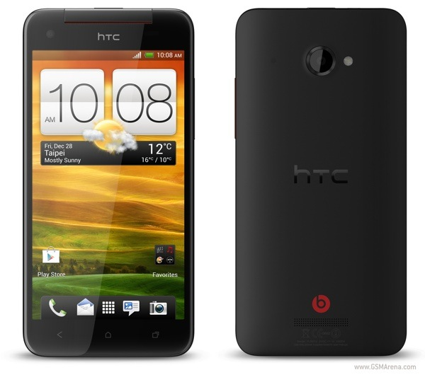 htc butterfly front back