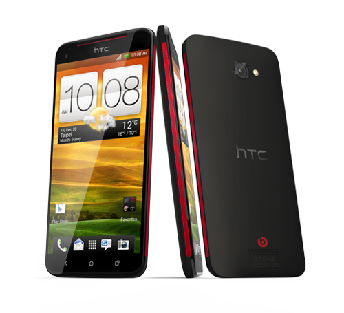 htc butterfly sides