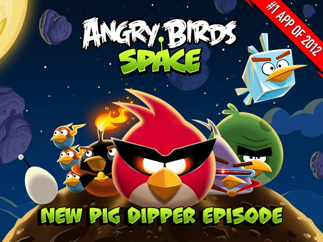 angry birds Pig Dipper
