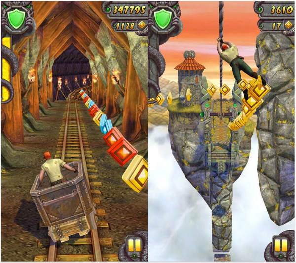Temple-run-2 android vesion