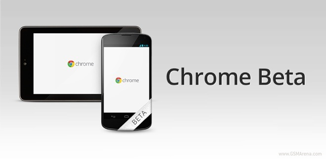 chrome beta channel