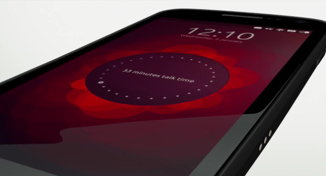 ubuntu-for smartphones