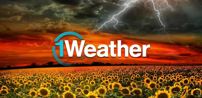 1weather android app