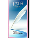 pink galaxy note 2