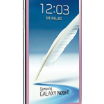 pink galaxy note 2 3