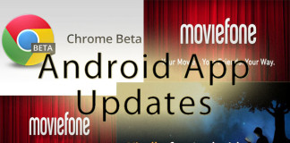Android app updates