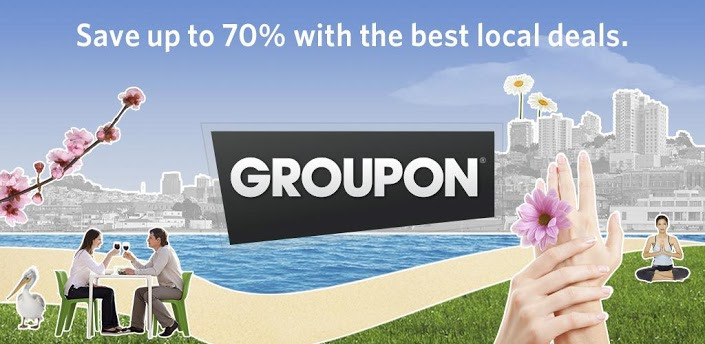 groupon Android App Update