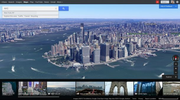 new google maps 2013 magnificent street view