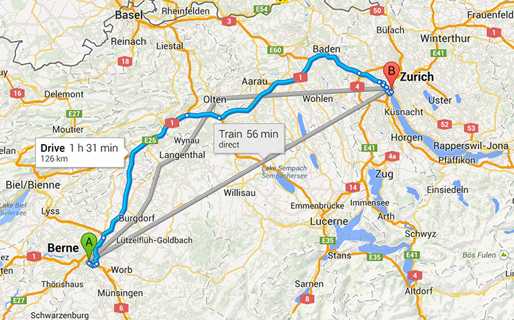 new google maps 2013 directions made better