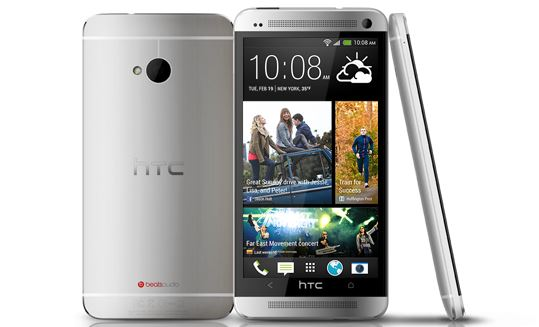 htc one top android phonae 2013