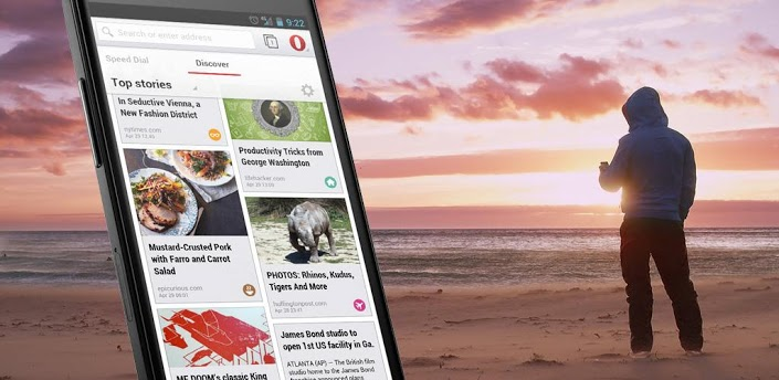 opera browser stable version
