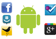 android-social