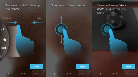 How to Enjoy Moto X Camera App on your Android Device: