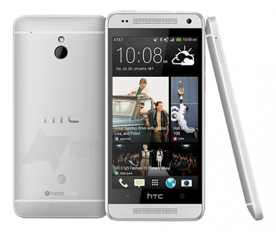 at&t htc one