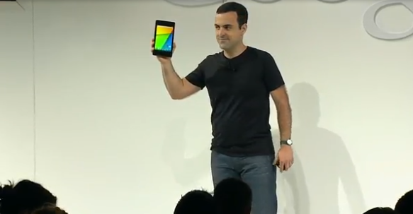 new nexus 7 launched