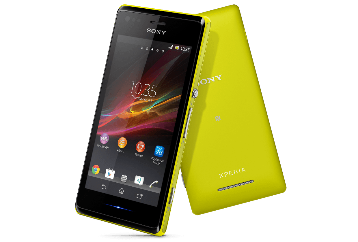 Xperia M Specifications Sony Xperia M   New Compact