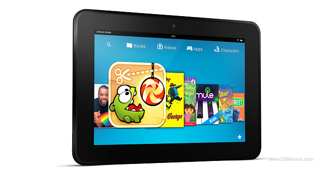 kindle fire hd next generation