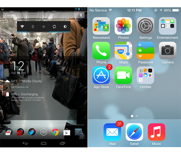 Exclusive: Dual-Boot Android on Your iPhone (iOS 7+) « iOS ...
