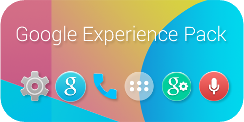 google experience pack