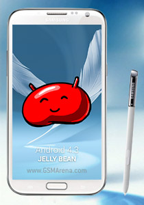 android 4.3 note 2