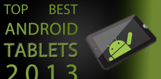 best android tablets of 2013