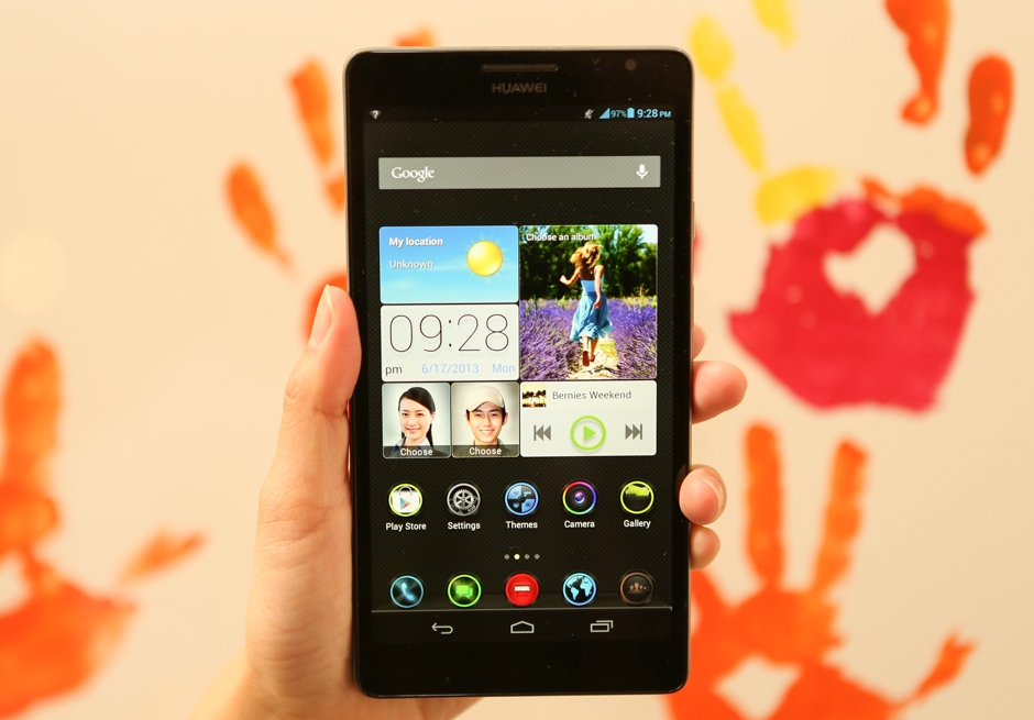 Huawei unveils Ascend Mate 2 4G - GoAndroid