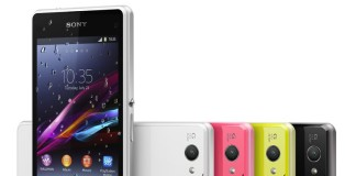 xperia z1 announced