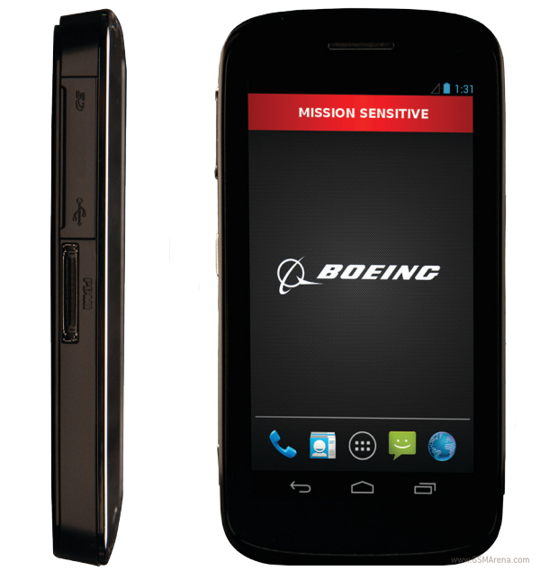 Boeing Black : Most Secure Android Phone