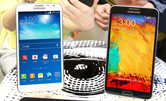 Samsung Galaxy Note 3 Neo vs s4 Samsung Galaxy Note 3 Neo