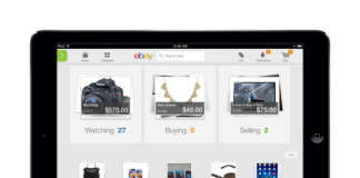 ebay mobile apps update