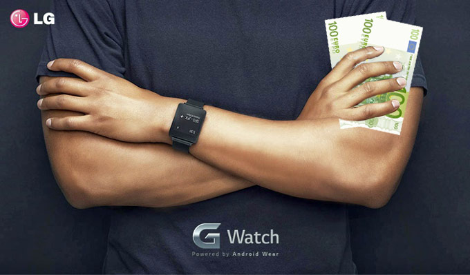 LG G Watch Coming to Europe in June
