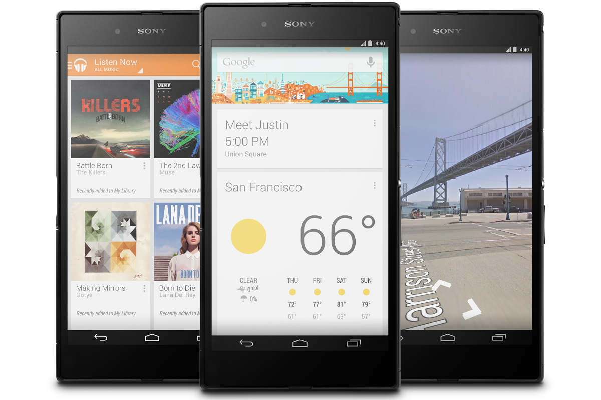 Sony Xperia Z Ultra GPE now for $449