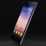 huawei ascend p7 side black