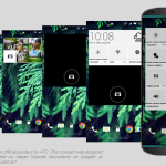 htc one m9 concept by Hasan Kaymak