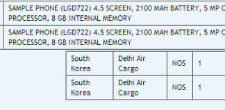 LG G3 Mini Pops Up In Leaked Documents