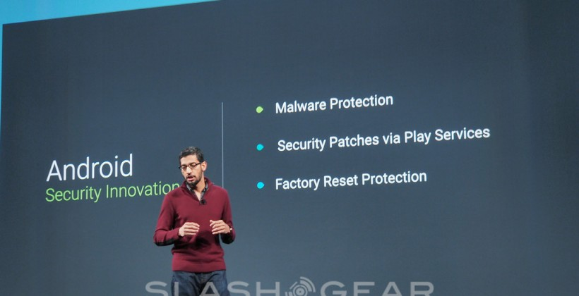 Android l security