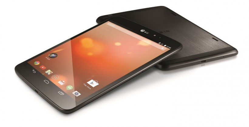 LG g pad 8.3 gpe android 444