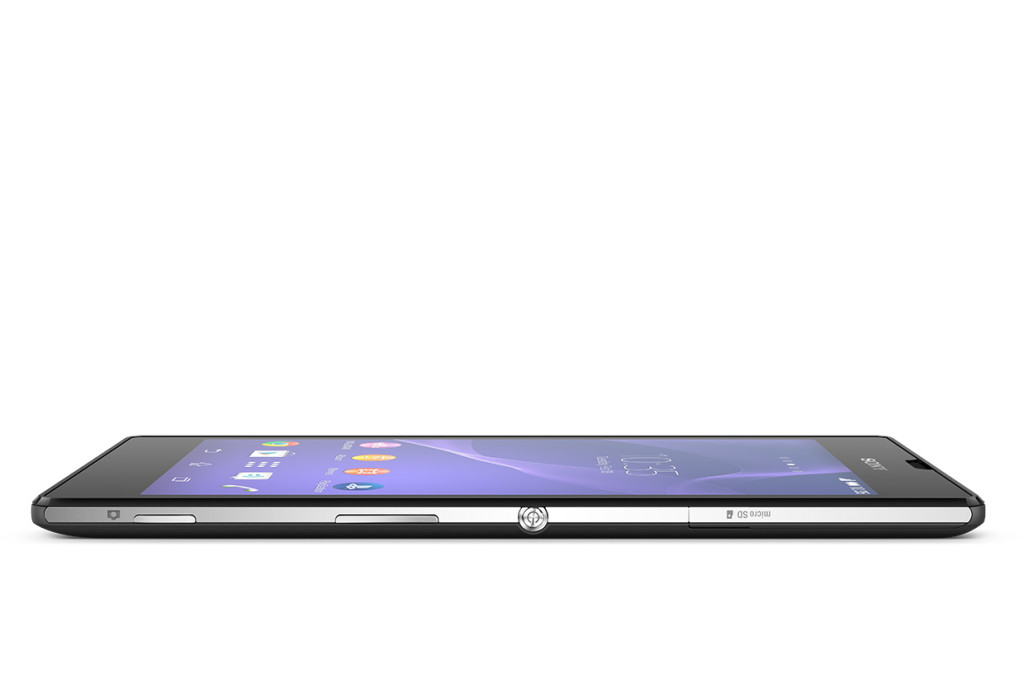 Sony Xperia T3 side power button