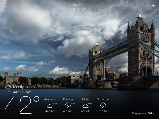 Best Android Weather Apps 2014 Goandroid