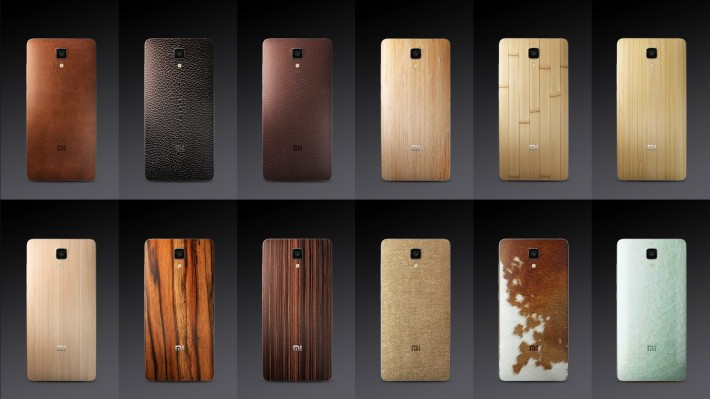 xiaomi mi 4 back covers
