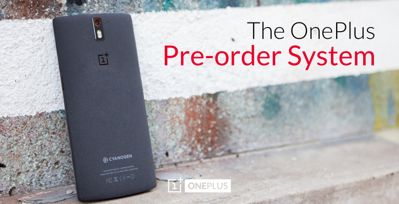One Plus One Pre-Order to be Live in October