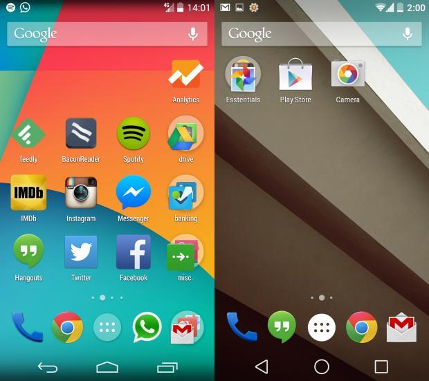 Galaxy Note 4 and S5 to Get Android L