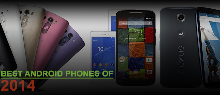 best android smartphones of 2014