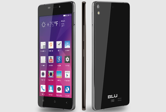 Blu Announces Affordable Android Handsets At Ces 2015