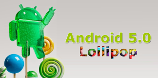 Android 5.0.1 Lollipop update